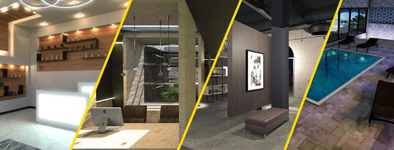 biblus bim progetti di interior design