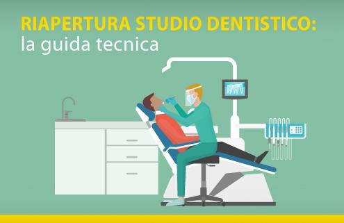Riapertura studio dentistico la guida tecnica