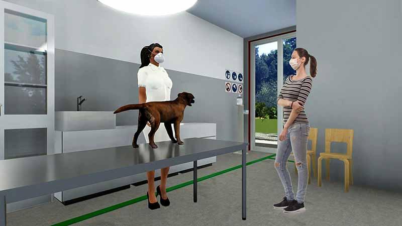 Riapertura di un ambulatorio veterinario: la guida pratica