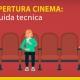 Riapertura cinema e adeguamento locali: la guida tecnica