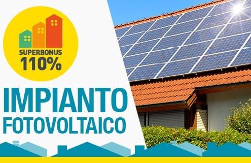 Immagine di copertina per il progetto dell'impianto fotovoltaico e il sistema di accumulo