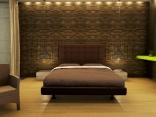 Camera da letto Country House in Marfino_Edificius
