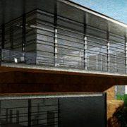 Progettare edifici pubblici Daegu Gosan Public Library software BIM Edificius