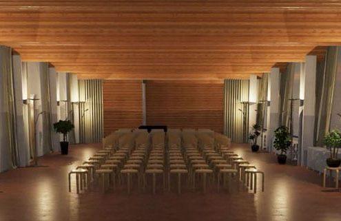 Biblioteca di Viipuri auditorium Edificius BIM