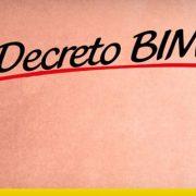 Decreto BIM 2018
