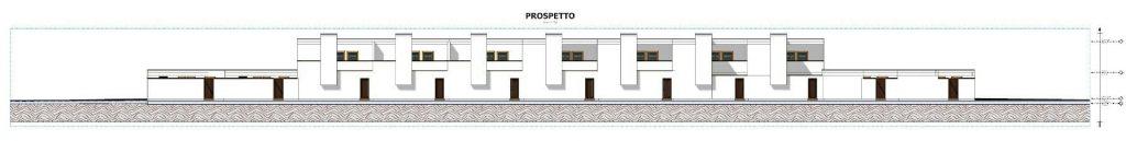 Case a schiera di architetti famosi Quartiere-Malagueira-Alvaro-Siza-prospetto