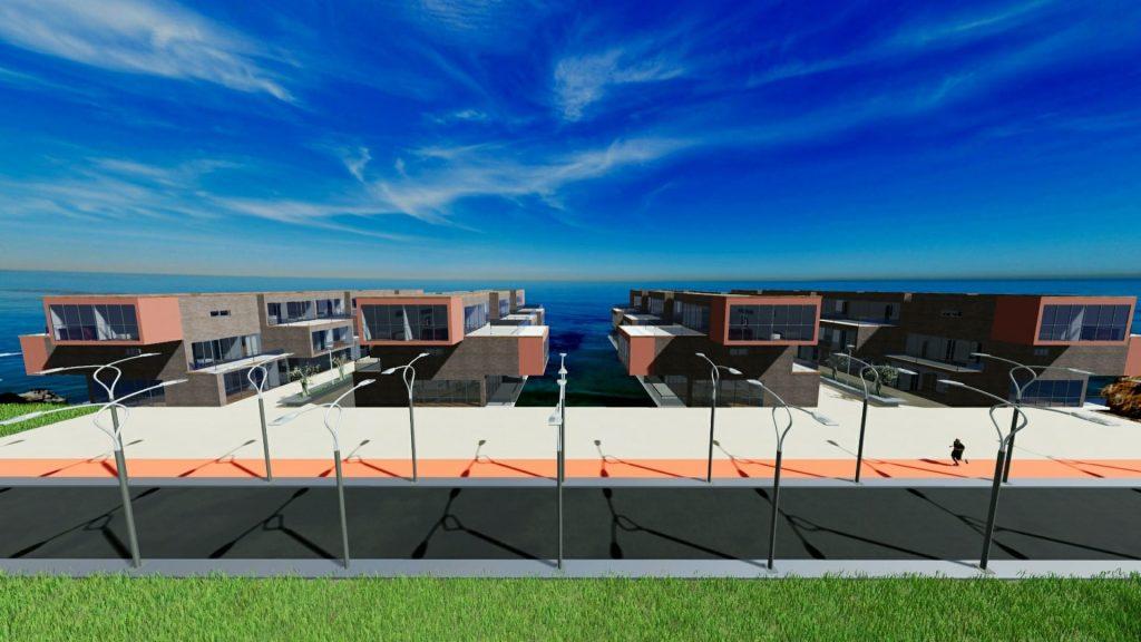Water-Villa's-case-a-schiera-render-realizzato-con-Edificius
