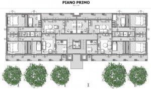 Case-in-linea-Milano-Pianta-Piano-Primo
