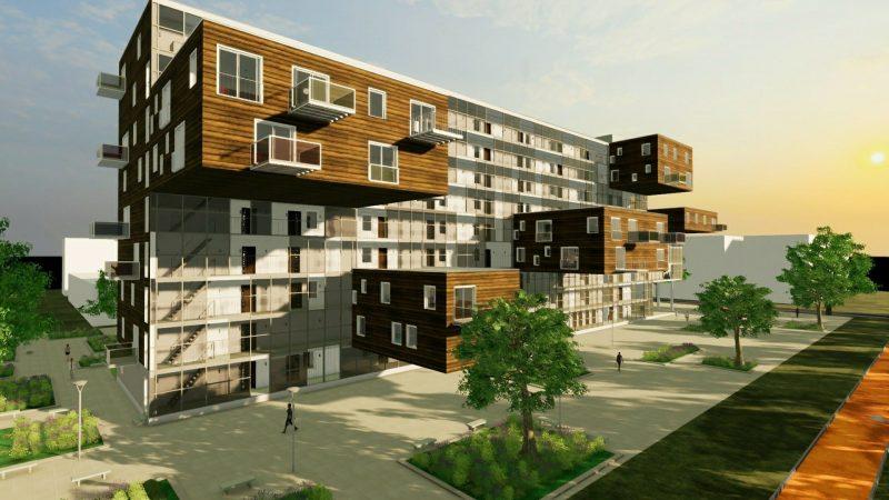 Case-a-ballatoio-progetto-ispirato-a-Wozoco-rendering-realizzato-con-Edificius