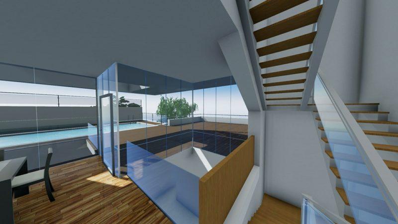 Ecco un progetto di casa unifamiliare a due piani completo ...