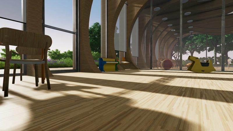 progetti di edifici scolastici
