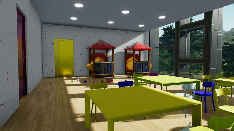 progetti edifici scolastici - aula