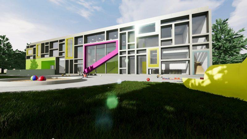 progetti edifici scolastici -Troplo Kids