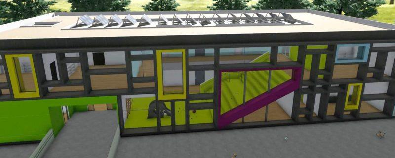 progetti edifici scolastici