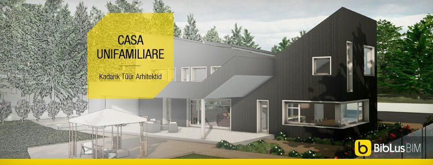 Casa unifamiliare-Kadarik Tüür Arhitektid