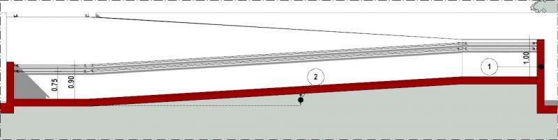 Progetto-rampa-disabili-sezione del progetto