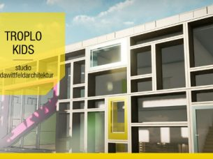 Troplo Kids-studio Kadawittfeldarchitektur