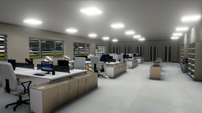 come progettare un ufficio