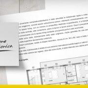 come redigere una relazione per un progetto architettonico