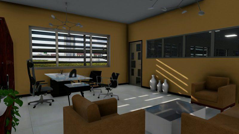 progettare un ufficio