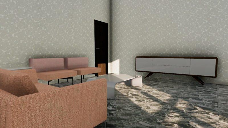 progetto di ristrutturazione di un appartamento _ interni_prima2