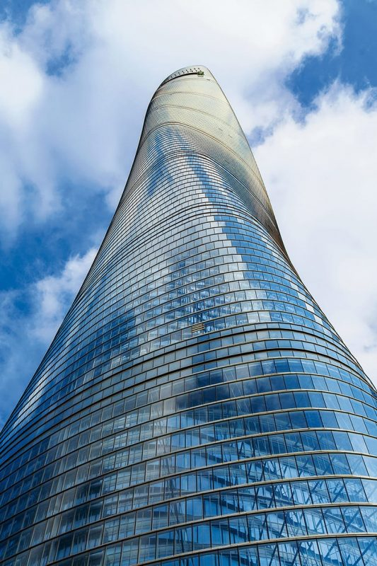 BIM in Cina Shanghai Tower
