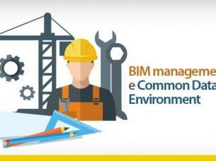BIM management e Common Data Environment