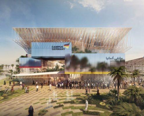 Expo Dubai 2020 - Germania