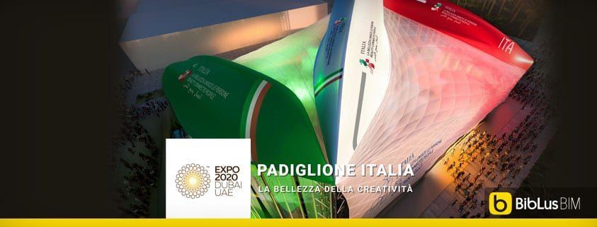 Padiglione Italia expo Dubai 2020
