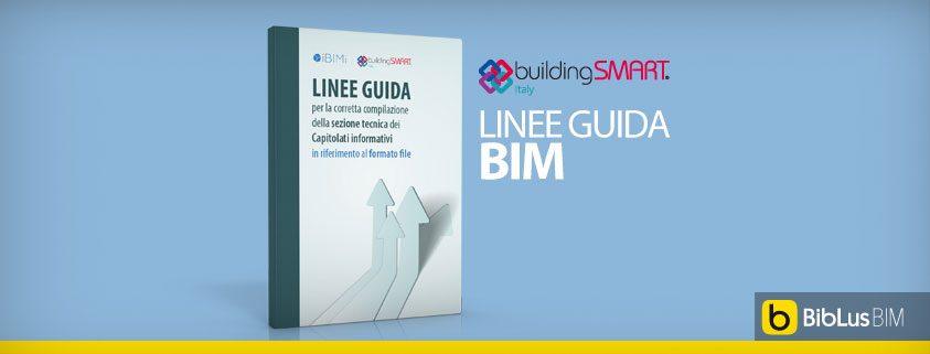 linee guida BIM-