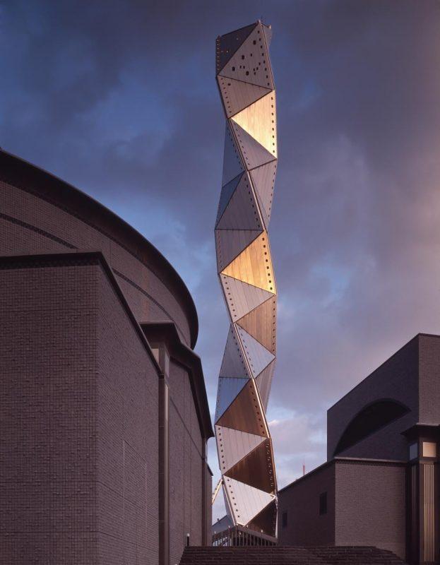 pritzker prize 2019 - arata isozaki - art tower mito