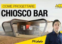 Progetto chiosco bar-youtube