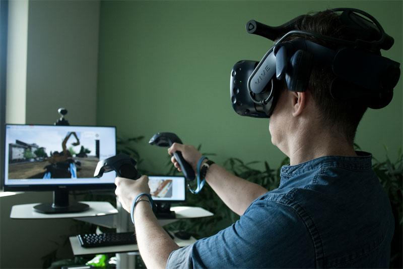 realtà aumentata immersiva