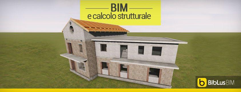 BIM e calcolo strutturale