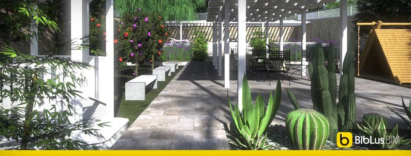 abbastanza Come progettare un giardino: schemi, immagini ed esempi da NC75