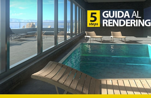 Guida al Rendering-5-steps-