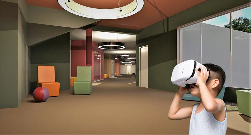 come progettare un asilo con la VRi