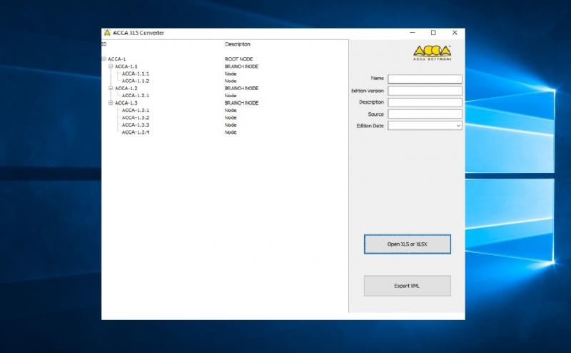 convertitore file excel in xml