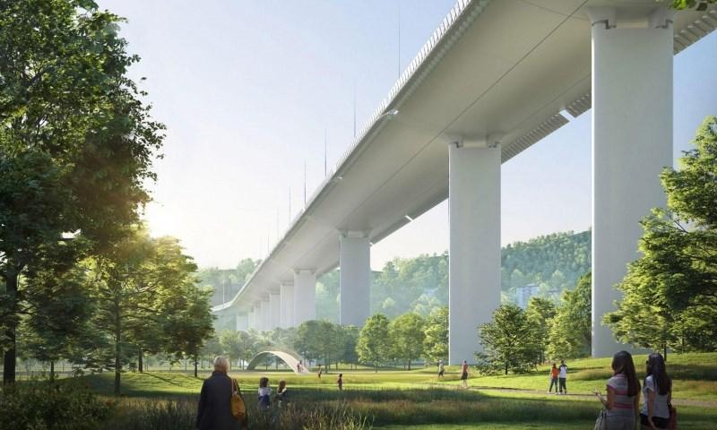 nuovo viadotto sul polcevera