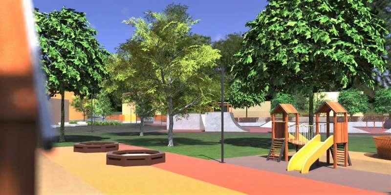 Come progettare un parco urbano