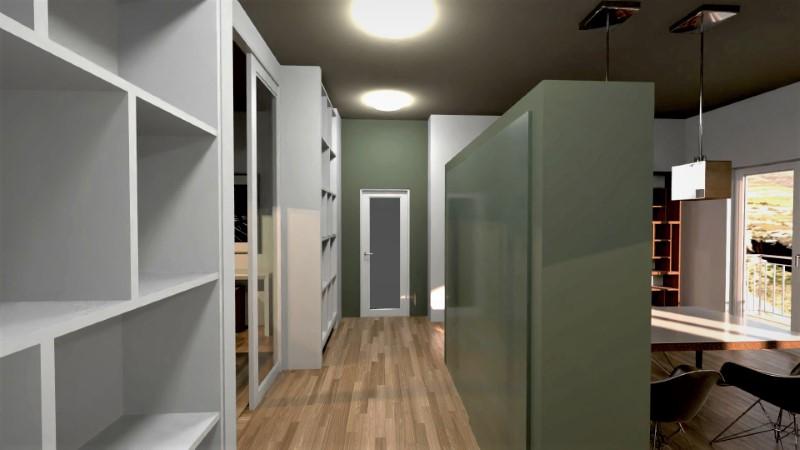 progetto di ristrutturazione di un appartamento_render-interni