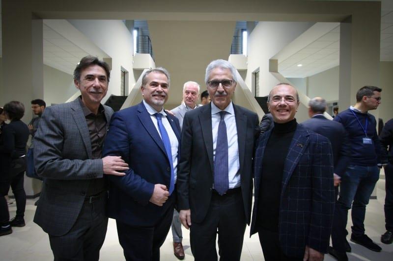 Maurizio Gentile ad RFI - Guido Cianciulli - Antonio Cianciulli - acca