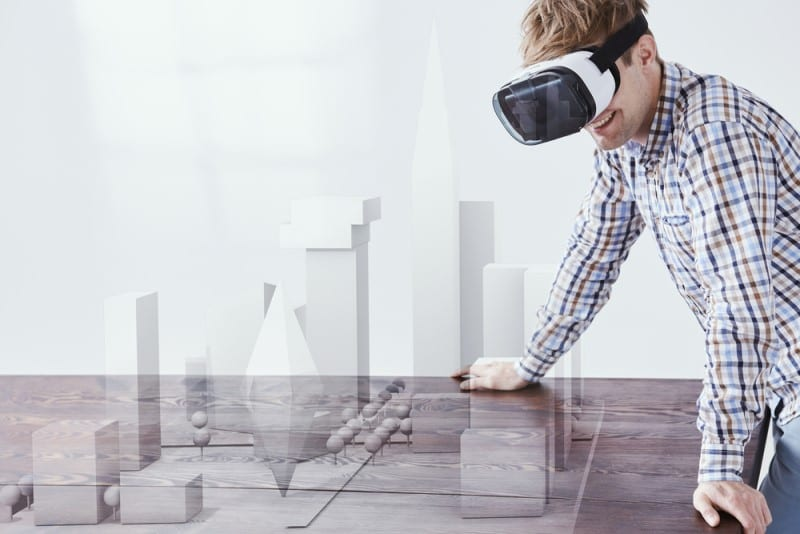 technology for all - realta virtuale