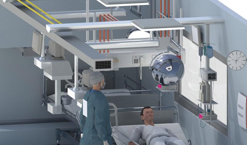 bim e emergenza - impianti modulo singolo - edificius-mep