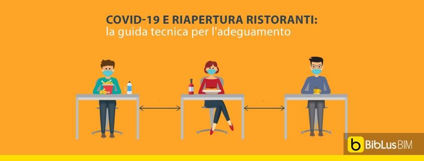 COVID-19-e-riapertura-ristoranti-la-guida-tecnica-per-l'adeguamento