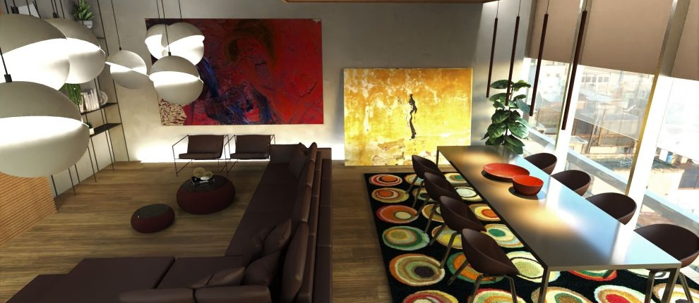 Render fotorealistico realizzato con Edificius | Studio LivelloDue