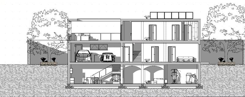 progettazione BIM - classe 4B - sezione