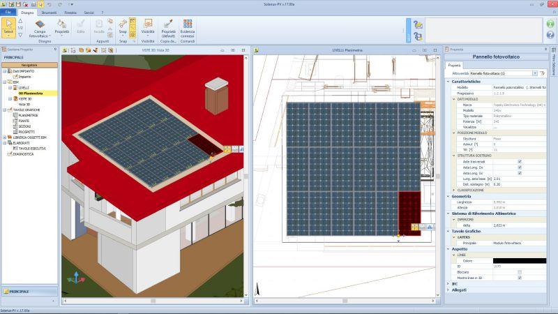Superbonus 110: il progetto di impianto fotovoltaico per edificio unifamiliare