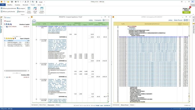 Computo metrico Superbonus con PriMus