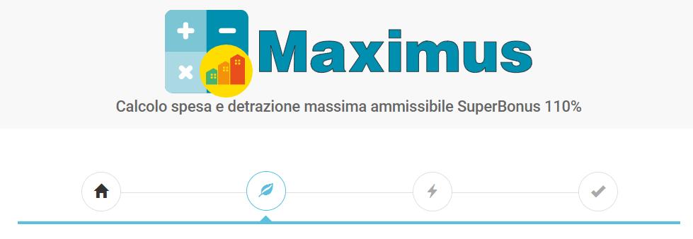 Testata Maximus   ACCA software